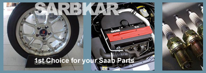 Whether you are looking for something simple like a set of new carpet mats, a roof rack, or a bike rack, or require spark plugs, filters, brake pads or discs to enable you to carry out a service yourself on your classic Saab 900, the chances are, we will be able to get them to you when you need them.