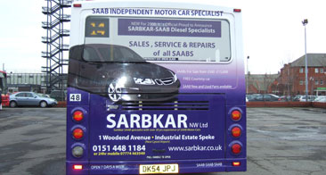 Sarbkar North West have now invested into a number of advertising Projects on Merseyside Bus routes.