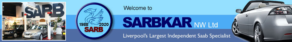 Sarbkar North West - Liverpool's Largest Independant Saab Specialist