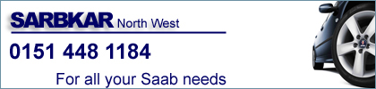 SARBKAR is an independant SAAB dealer in Liverpool and have all the facilities of a main agent and therefore able to offer the same service at a considerably lower cost to our customers.