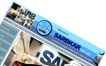 Sarbkar North West New website Launch